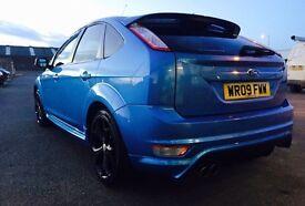 Ford Focus 1.6 zetec sport