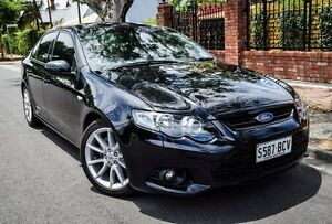 2013 Ford Falcon FG MkII XR6 Black 6 Speed Sports Automatic Sedan Medindie Walkerville Area Preview