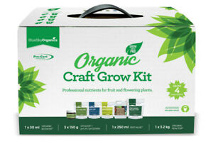 Organic Craft Grow Kit!