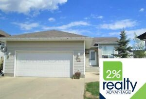 Quiet Blackfalds Close - 4 Bed 3 Bath - Listed By 2% Realty