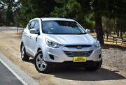 2011 Hyundai ix35 LM MY12 Active Silver 6 Speed Sports Automatic Wagon Medindie Walkerville Area Preview