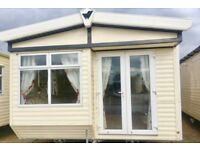 STUNNING PRE OWNED 2 BED CARAVAN FOR SALE COOPERS BEACH, MERSEA ISLAND, ESSEX ***2018 FEES INCLUDED!