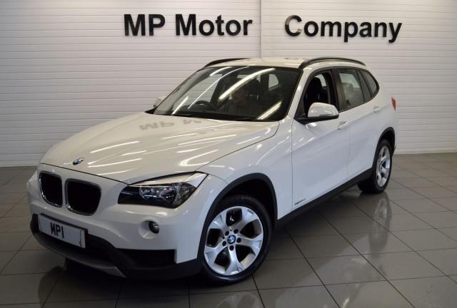 2012 62 BMW X1 2.0 XDRIVE18D SE 5D 141 BHP DIESEL,5DR 4WD ESTATE,48-000M FBMWSH