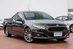 2015 Ford Falcon FG X XR6 Super Cab Black 6 Speed Sports Automatic Cab Chassis East Rockingham Rockingham Area Preview