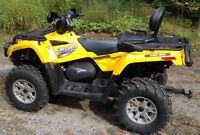 Can Am Outlander Max 400XT 4X4