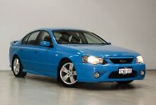 2007 Ford Falcon BF Mk II XR6 Turbo Blue 6 Speed Sports Automatic Sedan Edgewater Joondalup Area Preview