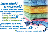 Say no to chemicals! Clean with just water!