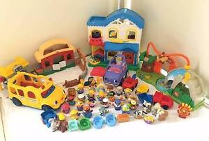Fisher Price Little People - Toy Bundle Robina Gold Coast South Preview