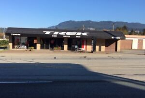 FOR LEASE COMMERCIAL/RETAIL BLDG, Port Moody