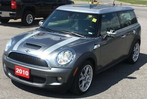 2010 MINI Cooper S Clubman Base