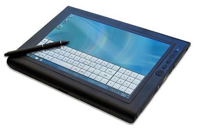 Windows Tablet-PC Motion J3500, 12,1 Zoll, Core i3, GPS, B WARE mit Kratzer(n)