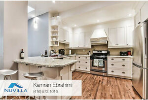 4+2 Detached Yorkville Home for Rent  Modern Lifestyle Home