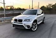 2012 BMW X5 E70 MY12 xDrive30d Steptronic Silver 8 Speed Sports Automatic Wagon Darra Brisbane South West Preview