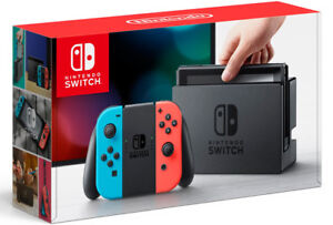 TRADING Brand New Nintendo Switch for LARGE VIDEO GAME COLLECTIO