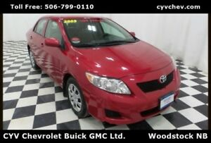2009 Toyota Corolla CE Automatic - CYV Wholesale As-Traded
