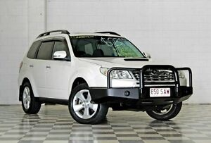 2012 Subaru Forester MY12 2.0D Premium White 6 Speed Manual Wagon Burleigh Heads Gold Coast South Preview