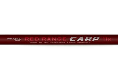 Drennan Red Range Carp Pole 11m NEW Carp Fishing Pole - PTRRC110