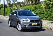 2011 Mitsubishi ASX XA MY11 2WD Silver 6 Speed Constant Variable Wagon Medindie Walkerville Area Preview