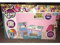 My little pony sit and colour
