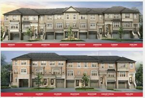 New 3+1 B/R Townhouse for rent near Indian Foodland, Brampton
