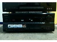 Excellent Quality ONKYO Hifi Phono Integrated 7.1 Amplifier, original remote & manual