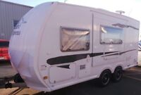 2010 TRAVEL TRAILER KOKANEE EXPRESS Reduced To Sell Was $13995