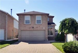 3 + 1 Bed 3 Bath Detached in Mississauga
