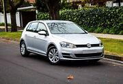 2015 Volkswagen Golf VII MY16 92TSI DSG Comfortline Silver 7 Speed Sports Automatic Dual Clutch Medindie Walkerville Area Preview