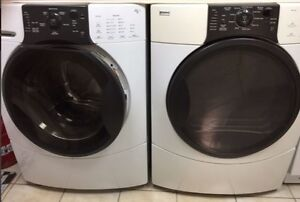 Kenmore HE3 Washer & Gas Dryer
