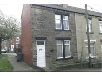 1 BEDROOM HOUSE TO RENT/LET IN WF16 FULLY DECORATED CENTRAL HEATING DOUBLE GLAZED WITH 2 CAR PARKING