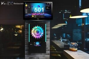 VDarts Mini Plus Global Online Dart Machine