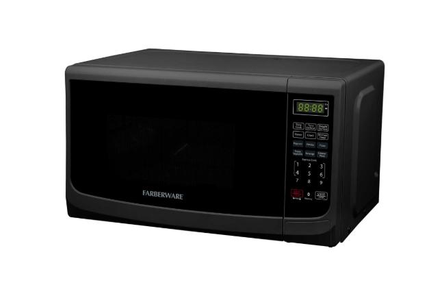 Farberware FMO07BBTBKH 0.7 Cubic Foot 700 Watt Microwave Ove
