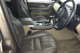 2009 RANGE ROVER SPORT 3.0 TDV6 HSE GOOD BAD CREDIT CAR FINANCE AVAILABLE