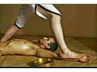 Divine massage experience