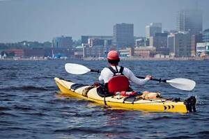 Attention Kayakers