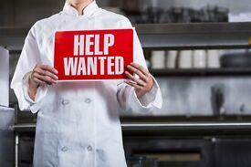 Kitchen staff required for city centre pub!