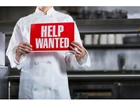 Kitchen staff required for city centre pub!