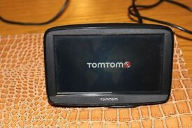 TomTom Start 52 Europe (Including UK) Sat Nav