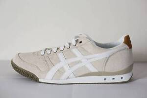 ASICS Onitsuka Tiger ULTIMATE 81 Sand/ White EUR 46.5- NEW!! Chiswick Canada Bay Area Preview