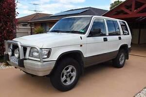 1999 Holden Jackaroo Wagon Narre Warren Casey Area Preview