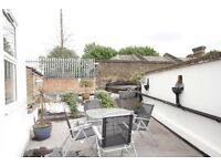 2 bedroom flat to rent Crouch Hill, Finsbury Park, N4 with Private terrace