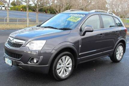 2015 Holden Captiva Automatic Turbo Diesel AWD LT Wagon Moonah Glenorchy Area Preview