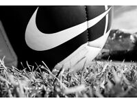 Competitve football players wanted