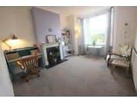 **LOVELY GROUND FLOOR 2 BEDROOM FLAT - 2ND ROOM STUDY - PRIVATE PATIO - ALLY PALLY - BE QUICK**