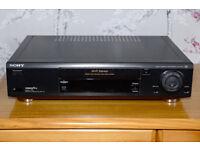 SONY Video Cassette Recorder SLV-E720