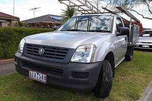 2005 Holden Rodeo Ute Narre Warren Casey Area Preview