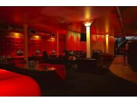 DJ needed for regular gig in a cool Central London Bar