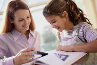 In-home tutoring services