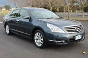 2012 Nissan Maxima 2.5lt V6 Engine 6 Speed Automatic ST-L  Sedan Moonah Glenorchy Area Preview