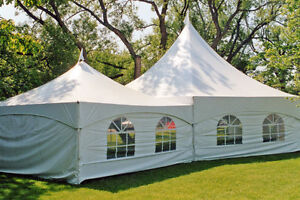 Don't Rent - BUY - Tents, Tables, Chairs, China, Glassware Kingston Kingston Area image 7